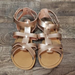 Cat and Jack girls sandals